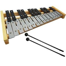 METALLOPHON, Xylophon chromatisch, 25 Klänge (TL25L1) + 2 SCHÜTTELEIER GRATIS