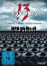 13 ASSASSINS (KOJI YAKUSHO, TAKAYUKI YAMADA)  DVD NEU