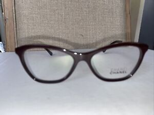 Chanel Eyeglasses With pearl arms 3330–H 1461 55–16 140 NO CASE