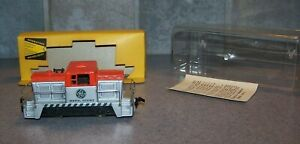 TYCO MANTUA GE GENERAL ELECTRIC PLYMOUTH INDUSTRIAL SWITCHER RARE 1962