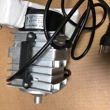 120V Electromagnetic Air Compressor 50W Pump Oxygen Aquarium Fish Pond 70L Min~!