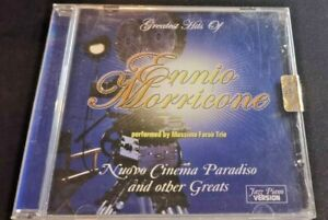 Greatest Hits of Ennio Morricone Colonne Sonore CD MUSICALE