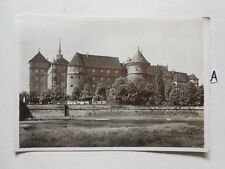 Postkarte Ansichtskarte Sachsen.Torgau Schloss Hartenfels Elbfront