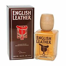 English Leather By Dana For Men. Cologne 8 Ounces