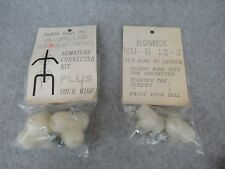 Doll Armature Connector Kits for Doll Making
