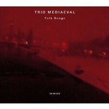 "TRIO MEDIAEVAL ""FOLK SONGS"" CD NEU"