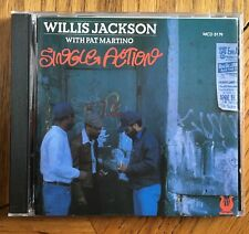 Willis Jackson with Pat Martino - Single Action CD Muse Recs