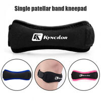 Soft Brace Knee Protector Belt Adjustable Patella Tendon Strap Sport Support