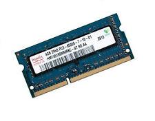 4 GB DDR3 di memoria IBM Lenovo ThinkPad W700 X 200 X200s Samsung originale 1333 MHz