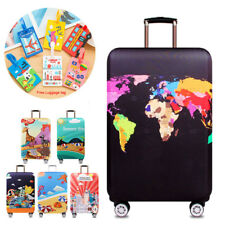 Trolley Luggage Cover Elastic Travel Suitcase Protector Anti-scratch 18 ~32 inch
