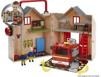 Fireman Sam Deluxe Fire Station Playset Character Options