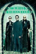 The Matrix Reloaded (DVD, 2003, 2-Discs, Full-Screen) Keanu Reeves, Carrie-Anne