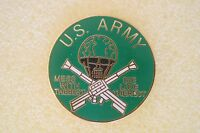 USA Army Mess With The Best Military Hat Lapel Pin