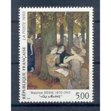 France 1993 - Y & T  n. 2832 - Série artistique (Michel n. 2978)