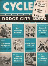 1955 September Cycle - Vintage Motorcycle Magazine