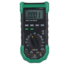 MASTECH MS8268 Digital AC/DC Auto/Manual Range Digital Multimeter Meter