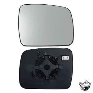 fits LAND ROVER DISCOVERY 4 DRIVERS SIDE RIGHT WING MIRROR GLASS HEATED 2009-13