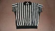 Referee Black and White CCM Men's Size 54 Short Sleeves Jersey