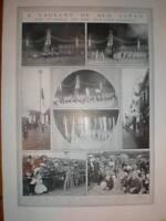 Photo Japan funeral of Empress Dowager Shōken 1914
