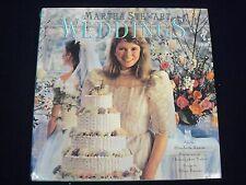 1987 MARTHA STEWART WEDDINGS BOOK - GREAT PHOTOS BY CHRISTOPHER BAKER - KD 2968