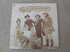 side of the road gang self titled Texas country Rock Capitol 11526 NM