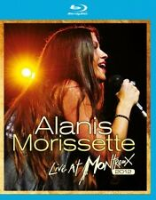 Alanis Morissette-Live at Montreux 2012 BLU-RAY POP INTERNATIONAL NUOVO
