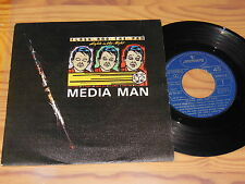 "FLASH AND THE PAN-media on/Vinyle 7"" single 1980"