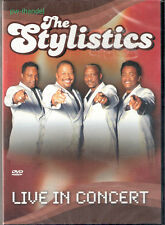The Stylistics - Live in Concert ( Musik DVD ) u.a Betcha by Golly Wow!, Country