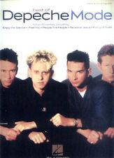 Depeche Mode The Best of Songbook Noten