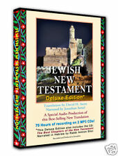 Jewish New Testament narrated by Johnathan Settel