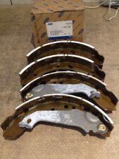 GENUINE FORD ESCORT MK7 & Courier Van & Fiesta Rear Brake Shoe Set