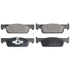 FEBI Disc Brake Pad Set Front For RENAULT DACIA SMART Clio IV Logan 4534211400