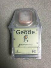 GeoDiscovery Geode GPS Springboard Module For Handspring Visor