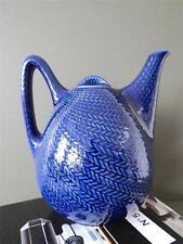 Vintage Rörstrand Bla Eld Teapot Coffe Pot by Hertha Bengtsson Rorstrand