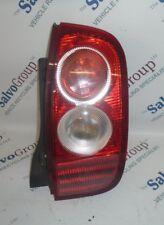 NISSAN MICRA 2003 REAR LAMP REAR LIGHT O/S DRIVER SIDE