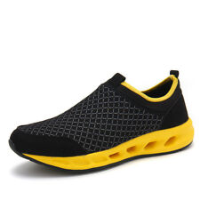Mens Casual Sports Shoes Lightweight Breathable Mesh Running Athletic Outdoor