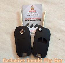 Suzuki flip key for Swift/Dzire/SX4/Ertiga/Ritz/Astar/Estelo/Stingray/WagonR--