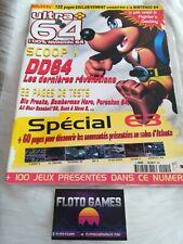 Magazine Nintendo Ultra 64 N°1 Fighter's Destiny DD64 - Jeux Video - Floto Games