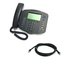 Polycom SoundPoint IP 601 IP Phone in Nero