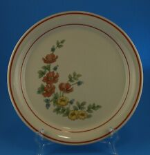 "4 Corelle Royal (Rose) Garden 10.25"" Dinner Plates"