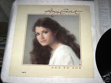 Amy Grant-age to age Canada 1982 LP VINILE