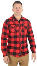 Plaid Regular Fit Singlepack Casual Shirts & Tops for Men
