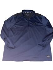 Nike Waste Management Phoenix Open Quarter Zip Pullover - Size XL