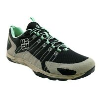 Columbia Conspiracy Vapor Techlite Womens Shoes Sz 9 BL2577-011 Black Gray Green