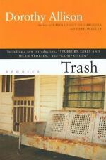 Trash by Dorothy Allison softcover