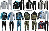 HNL Mens Tracksuits Joggers Sweatshirts Pant Sweats Plus Sizes 2XL 3XL 4XL 5XL