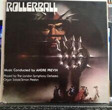 ROLLERBALL-O.S.T.- COLONNA SONORA ORIGINALE VINILE LP 33 GIGI prima stampa 1975