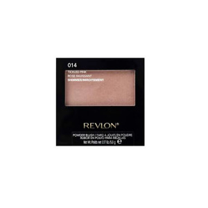 Revlon Powder Blush With Brush 014 Tickled Pink