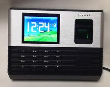 Wifi RFID Fingerprint Time Attendance System Fingerprint Time clock with Battery