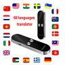 For Translaty MUAMA Enence Smart Instant Real Time Voice 68 Languages Translator